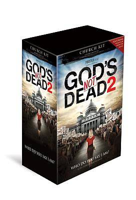 Picture of God's Not Dead 2 Church Kit