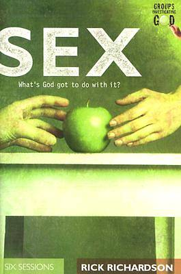 Sex: Whats God Got to Do With It?