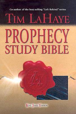 Prophecy Study Bible-KJV