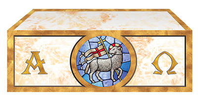 Picture of Alpha Omega Altar Frontal