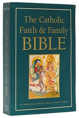 Catholic Faith and Family Bible-NRSV