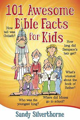 Picture of 101 Awesome Bible Facts for Kids [ePub Ebook]