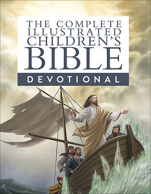 The Complete Illustrated Childrens Bible Devotional