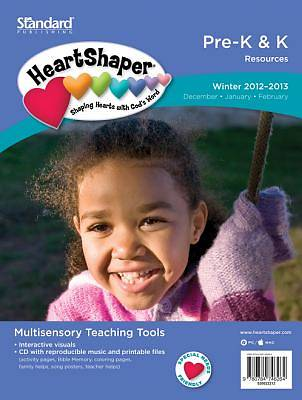 Standards HeartShaper Pre-K & K Resources Winter 2012-13