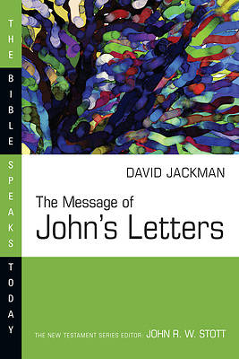 Picture of The Message of John's Letters