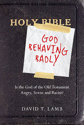 Picture of God Behaving Badly