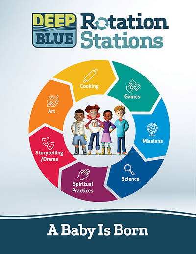 Deep Blue Rotation Stations: A Baby Is Born - Entire Unit Download