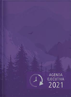 Picture of 2021 Agenda Ejecutiva - Tesoros de Sabiduría - Violeta