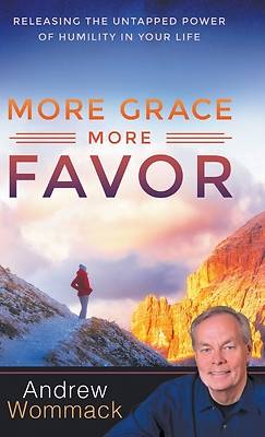 Picture of More Grace, More Favor