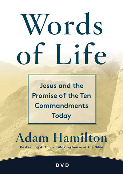 Picture of Words of Life DVD