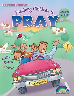 Teaching Children Pray