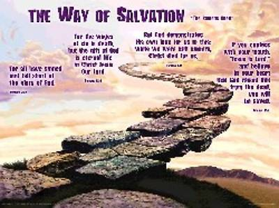 Picture of Chart Way of Salvation