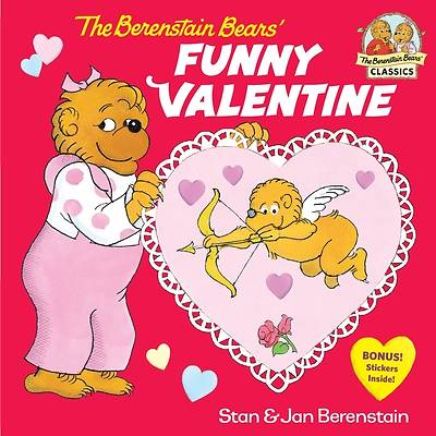 Picture of The Berenstain Bears' Funny Valentine