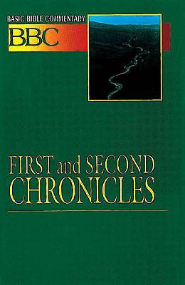 Picture of Basic Bible Commentary First and Second Chronicles