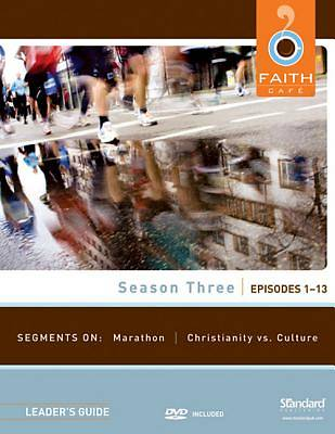 Faith Cafe, Season Three, Episodes 1-13 DVD