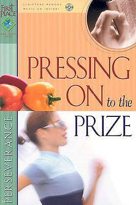 Pressing on to the Prize with CD (Audio)