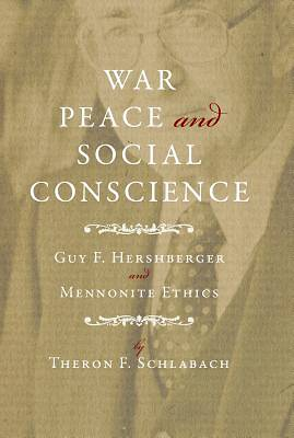 War, Peace, and Social Conscience