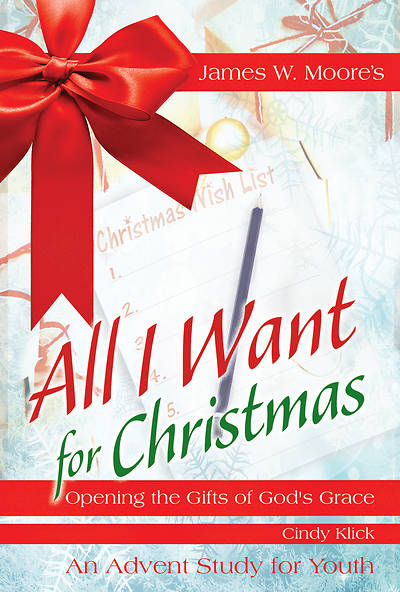 All I Want For Christmas Youth Study - eBook [ePub]