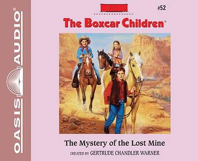 Picture of The Mystery of the Lost Mine (Library Edition)