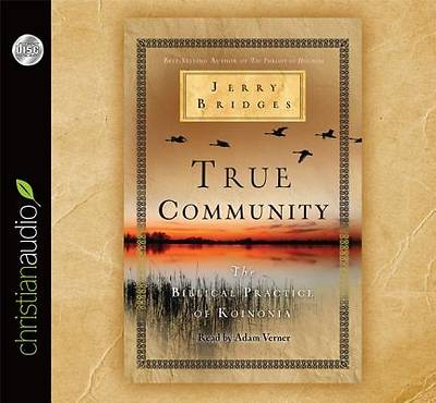 True Community Audiobook