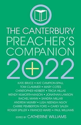 Picture of The 2022 Canterbury Preacher's Companion