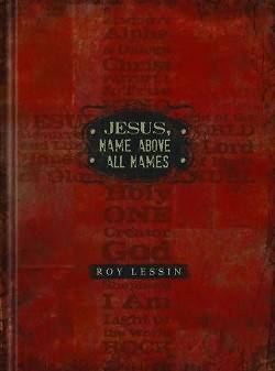 Jesus, Name Above All Names Journal