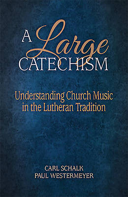 Picture of A Large Catechism
