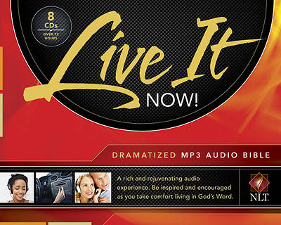 Live It Now! Dramatized Audio Bible MP3