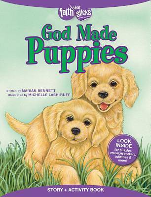 Picture of God Made Puppies