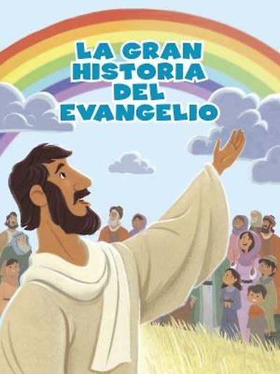 Picture of La Gran Historia, Librito Evangelistico (Paquete de 10)