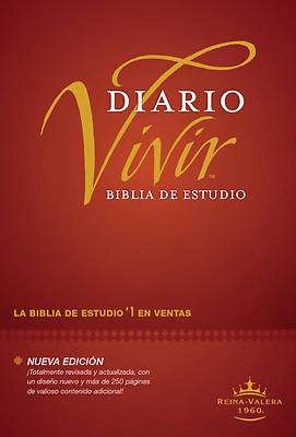 Picture of Biblia de Estudio del Diario Vivir Rvr60