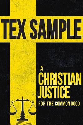 Picture of A Christian Justice for the Common Good