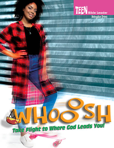 Vacation Bible School (VBS) 2019 WHOOOSH Teen Bible Leader with Music CD