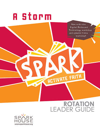Picture of Spark Rotation  A Storm  Leader Guide