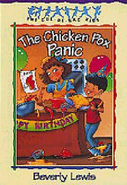 The Chicken Pox Panic [ePub Ebook]