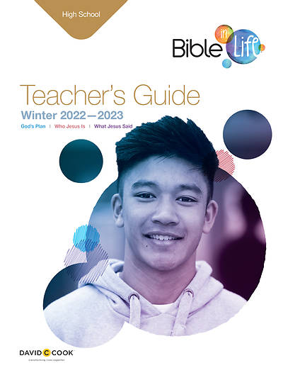 Bible-in-Life High School Teachers Guide Winter
