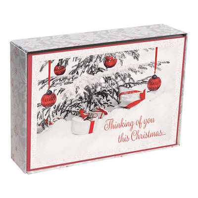 Picture of Thinking of You This Christmas Christmas Cards