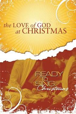 The Love of God at Christmas Tenor Rehearsal Track CD