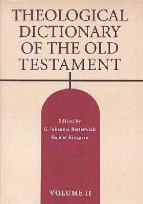 Theological Dictionary of the Old Testament #02