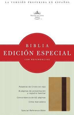 Picture of Rvr 1960 Edicion Especial Con Referencias, Oro/Marron Profundo Simil Piel