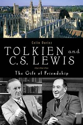 Picture of Tolkien and C. S. Lewis