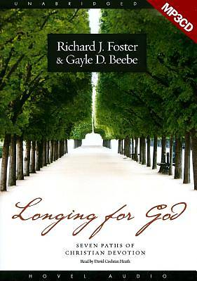 Longing for God Unabridged Audio MP3CD