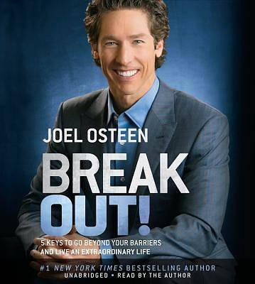 Break Out! Audiobook