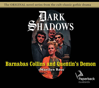 Picture of Barnabas Collins and Quentin's Demon