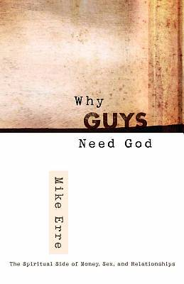 Picture of Why Guys Need God
