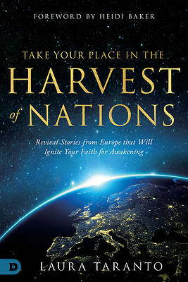 Picture of Take Your Place in the Harvest of Nations