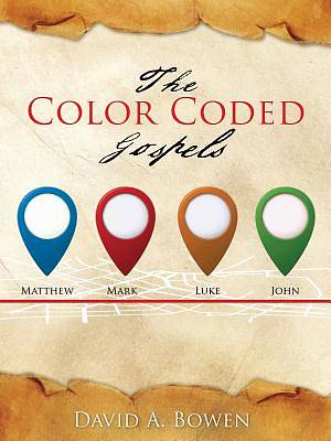 Picture of The Color Coded Gospels