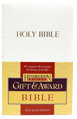 Picture of Gift & Award Bible-KJV