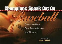 Champions Speak Out on Baseball