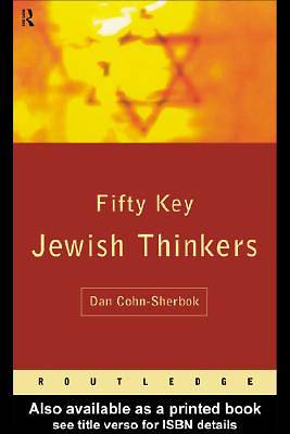 Picture of Fifty Key Jewish Thinkers [Adobe Ebook]